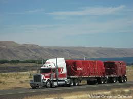 100 Sherman Bros Trucking Peterbilt 379 Pulling A Set Of Flatbeds Flickr