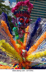 Carnival Port Of Spain Trinidad West Indies Caribbean