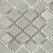 Trikeenan Basics Tile In Outer Galaxy by Byzantine Florid Arabesque Bianco Ceramic Tile Arabesque Tile