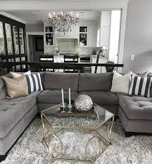 gray sofa living room visionexchange co
