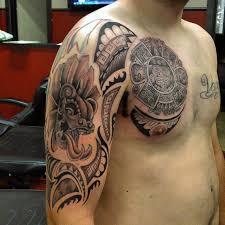 100 Best Aztec Tattoo Designs
