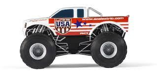 100 Monster Truck Mayhem Scalextric Slot Car Set At Mighty Ape NZ