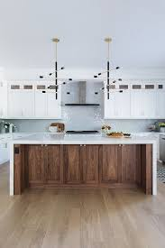 waterfall kitchen island waterfall kitchen island with