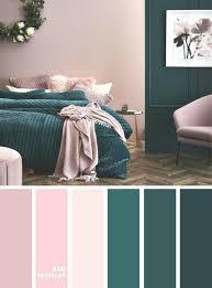 10 farbschemata für ihr zimmer teal mauve blush