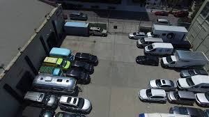 Aerial Shot Of Cars, Trucks And Buses In Parking Lot In New York ... Racing Car And Tom The Tow Truck Cars Trucks Cstruction Cartoon 416 Best Cars Trucks Images On Pinterest Chevy Lifted Mercedes Rivals Tesla In Batteries Style Magazine Supercars Classic For Rappers Rags To Riches Lego Duplo 10816 My First At John Lewis Cash For Auto Wreckers Recyclers Salisbury Vs Pros Cons Compare Contrast Car Brand Ideas Beamng Chevrolet Ford Gmc Home Facebook Snuggle Flannel Fabric 43cars White Joann Andrew Ledford