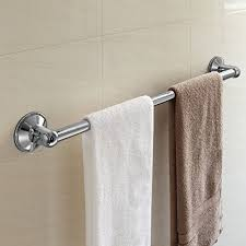 Suction Cup Window Curtain Rod by Suction Cup Towel Bar Amazon Com