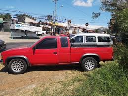100 1991 Nissan Truck Used Car 211 Costa Rica D 21 Turbo Disel