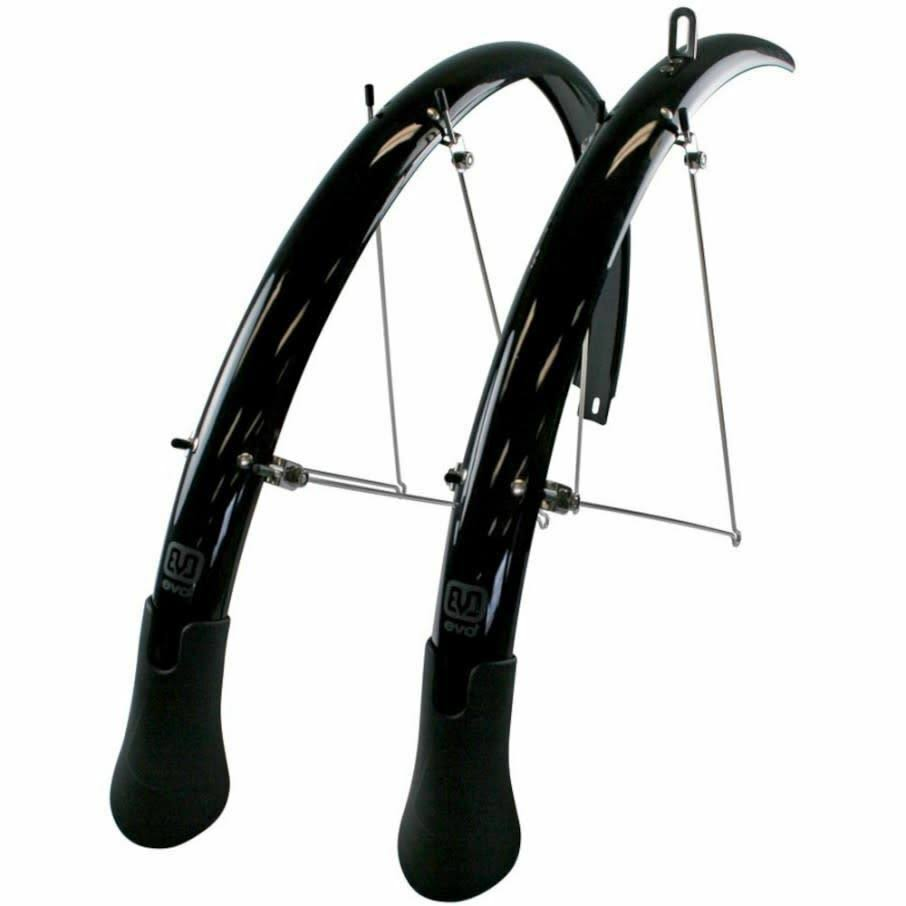 Evo Power Guard LT Bicycle Fenders - Black