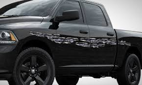 100 Dodge Truck Accessories Ram Graphic Decals Stickers For S S