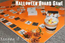 Shop Halloween Board Game