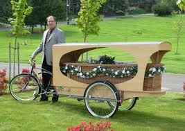 Funeral Home lets your final ride be one to the grave in their