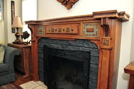 arts and crafts fireplaces arts and crafts fireplace tiles uk