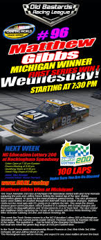 Matthew Gibbs Wins Nascar Camping World Truck Race At Michigan ... Ultimas Vueltas De Chevrolet Silverado 250 En Mosport Nascar Camping World Truck Series Archives The Fourth Turn 2017 Homestead Tv Schedule Racing News Gallagher Elliott Headline Halmar Friesen Continues Its Partnership With Gms For Heat 2 Confirmed Making Sense Of Thsport Seeking A New Manufacturer In Iracing Trucks Talladega Surspeedway Unoh 200 Presented By Zloop Ill Say It Again Nascars Needs Help Racegearcom