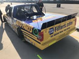 100 Arca Truck Series Kraus To Debut In NASCAR Camping World NAPAFilterscom