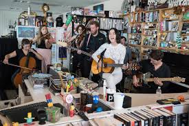 Angel Olsen Tiny Desk by Japanese Breakfast Brings Soft Sounds And A String Ensemble To