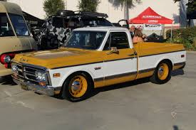 Gallery: 1972 Chevy C10 Truck Parts, -
