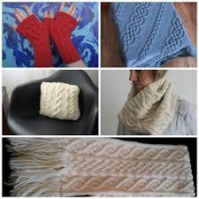 10 free aran knitting patterns on craftsy