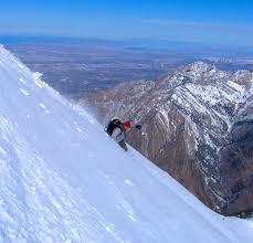 Ski Links Extraordinaire in the Wasangeles Wilderness