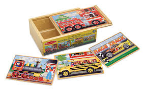 Melissa & Doug Vehicles 4-in-1 Wooden Jigsaw Puzzles In A Storage ... Melissa Doug Ks Kids Pullback Vehicles Gift Guide For 2year Giant Fire Truck Floor Puzzle J643 Ebay Mickey Mouse Clubhouse Wooden Car Police Vehicle Set Soft Baby Toy 15180 Animal Rescue Shapesorting New 24 Pc Jumbo Jigsaw The Play Trains To The Best Train Sets 2017 And Hide Seek Magnetic Board Fire Engine Puzzle 25 Gifts For Who Love Trucks That Arent Trucks Morgan Indoor Playhouse Youtube