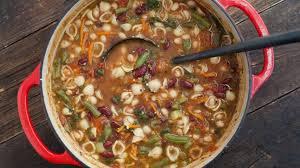 Copycat Olive Garden Minestrone Soup By Todd Wilbur Recipe