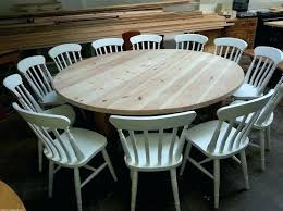 Large Dining Room Table Seats 12 Tables That Seat Or More A Round Chunky Country Uk