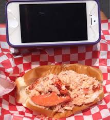 Lobster Roll Next To My Friends IPhone. - Yelp Lobsta Truck Lobster Roll Best Food Trucks Bay Area Lobsta Truck Lobster Ttseng Flickr Da Lobstas Rolls Out This Thursday Eater Chicago Brandy Melville Andrea Dinh The Louisville Bible Media Tweets By Lobstatruck Twitter Gigis Farmers Market The Americana Gndale California Trucking Around Daily Bruin With Extra Meat 18 Lunch Yelp Jeff Eats Feed Monster Snhd Shuts Down Trap For An Imminent Health Hazard Vegas