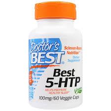 doctor s best best 5 htp 100 mg 60 veggie caps iherb com