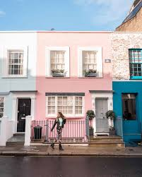 104 Notting Hill Houses Colourful An Instagram Guide We Dream Of Travel Blog