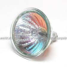 50 watt halogen bulb 12 volt mr16 l bi pin gu 5 3 base