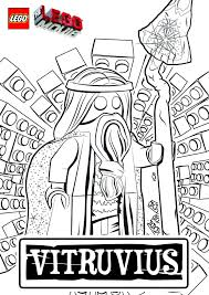 Lego Movie Coloring Pages For Kids Printable Archives Best Gallery Ideas