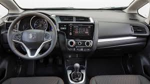 Gallery 2018 Honda Fit interior