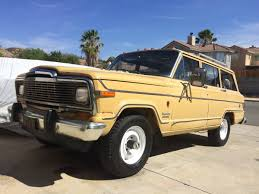 1981 Jeep Wagoneer For Sale - SJ USA Classifieds, Craigslist, EBay Ads Pin By Rockabilly Belle On Fever Pinterest 49 1965 Ford F100 A Workin Mans Muscle Truck Fuel Curve Semi Trucks For Sale New Used Big Rigs From Pap Kenworth Craiglist Es Yxt Elegant 20 Photo Craigslist El Paso Tx Cars And Celebrity Drive Glen Plake Of Historys Night In America Norcal Motor Company Diesel Auburn Sacramento 1953 Chevy 4100 This Was One My Trucks Old Phoenix For By Owner Anothers Tasure Cover Story Santa Maria Sun Ca