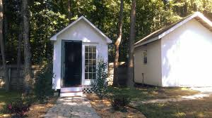 Home fice 8x12 Shed