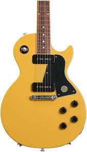 Gibson Les Paul Junior Special TV Yellow