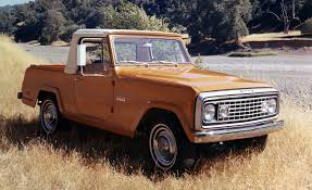 A Visual History Of Jeep Pickup Trucks: The Lineage Is Longer Than ... 1972 Chevy K20 4x4 34 Ton C10 C20 Gmc Pickup Fuel Injected The Duke Is A 72 C50 Transformed Into One Bad Work Chevrolet Blazer K5 Is Vintage Truck You Need To Buy Right 4x4 Trucks Chevy Dually C30 Tow Hog Ls1tech Camaro And Febird 3 4 Big Block C10 Classic Cars For Sale Michigan Muscle Old Lifted Ford Matt S Cool Things Pinterest Types Of 1971 Custom 10 Orange 350 Motor Custom Camper Edition Pick Up For Youtube 1970 Cst Stunning Restoration Walk Around Start Scotts Hotrods 631987 Gmc Chassis Sctshotrods