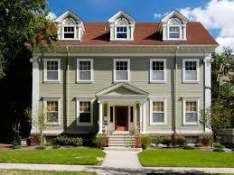 100 Home Architecture Designs Colonial HGTV