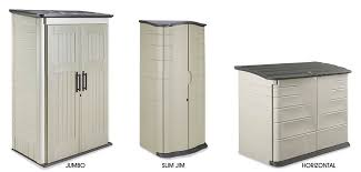 storage shed in stock uline