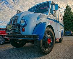 1964 DIVCO Milk Truck HDR | From Wikipedia,