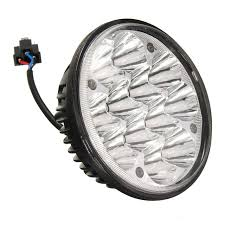 Harley Davidson Light Bulbs by 4 Pcs Universal 5 75 Inch Led Light Bulb Motorbike Headlight