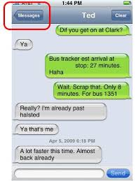 IPhone Basics How To Send A Text Message To Multiple People