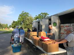 Houston Food Bank Truck – Liberty Church Of Christ