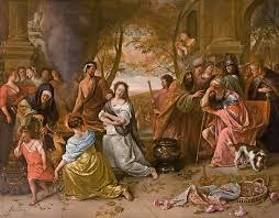 FileThe Sacrifice Of Iphigenia By Jan Havickszoon Steen