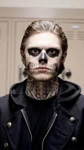 Halloween Half Mask Makeup by Tutorial Simple Half Skull Glam Make Up Halloween Make Up