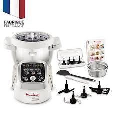 cuisine multifonction cuiseur moulinex companion hf800a10 reconditionné état correct
