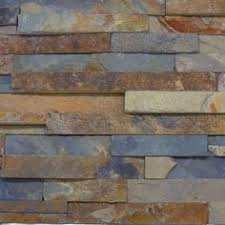 this rustic country ledgestone mosaic brick would work great as