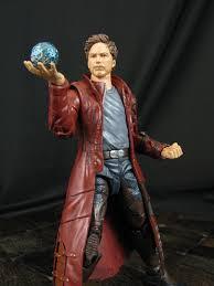 Custom GotG Movie Star Lord Marvel Legends Figure Starlordgotg 004