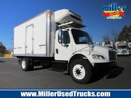 100 Miller Trucking 2013 FREIGHTLINER M2106 REEFER TRUCK FOR SALE 3347