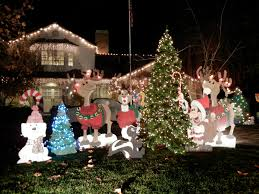 Christmas Tree Lane Pasadena by Woodland Hills Christmas Lights Los Angeles Love Affair