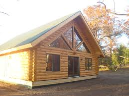 Manufactured Log Homes Supplier of Modular Log Homes To her with