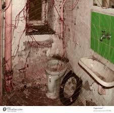 toilette deluxe dreckig ein lizenzfreies stock foto